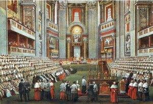 Concile du Vatican 1870